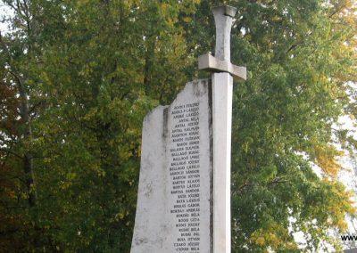 Jászszentandrás II.vh emlékmű 2008.10.16. küldő-Kályhás (1)