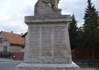 Jászszentlászló I. világháborús emlékmű 2008.04.05. küldő-HunMi (3)