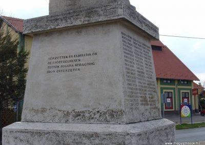 Jászszentlászló I. világháborús emlékmű 2008.04.05. küldő-HunMi (5)