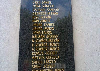 Jablonca II. világháborús emléktábla 2012.07.12. küldő-Pataki Tamás (2)