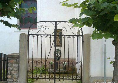 Jablonca II. világháborús emléktábla 2012.07.12. küldő-Pataki Tamás