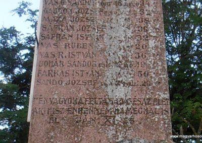 Kákics világháborús emlékmű 2014.06.20. küldő-Bagoly András (5)