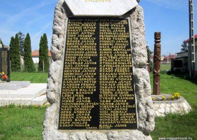 Kállósemjén I. világháborús emlékmű 2012.04.27. küldő-kalyhas (4)
