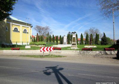 Kállósemjén I. világháborús emlékmű 2012.04.27. küldő-kalyhas