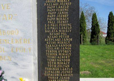 Kállósemjén II.világháborús emlékmű 2012.04.27. küldő-kalyhas (5)