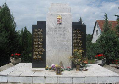 Kálmánháza világháborús emlékmű 2009.07.02.küldő-kalyhas (4)