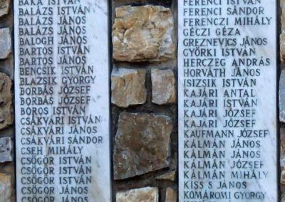 Káloz világháborús emlékmű 2015.03.07. küldő-Méri (7)