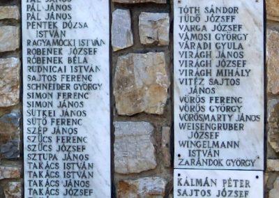 Káloz világháborús emlékmű 2015.03.07. küldő-Méri (8)