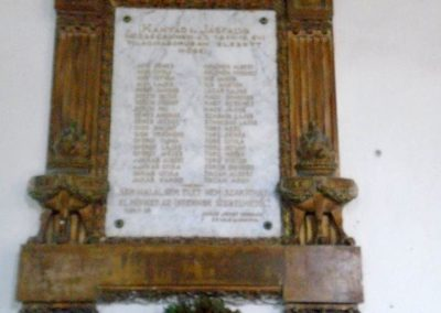 Kányád-Jásfalva I. világháborús emléktábla 2015.09.25. küldő-Mónika39
