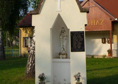 Kányavár II.vh emléktábla 2009.05.23.küldő-Sümec