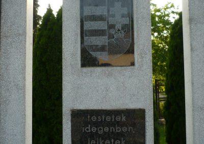 Kányavár világháborús emlékmű 2009.05.23.küldő-Sümec (3)