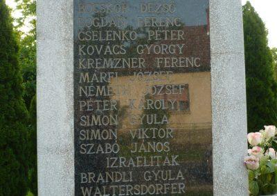 Kányavár világháborús emlékmű 2009.05.23.küldő-Sümec (4)