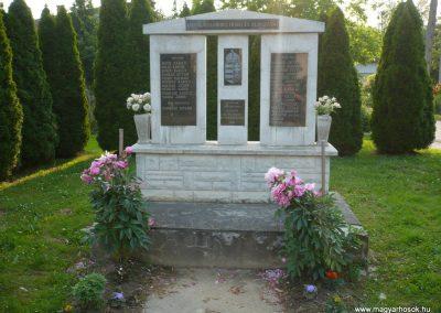 Kányavár világháborús emlékmű 2009.05.23.küldő-Sümec (5)