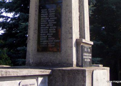 Kápolnásnyék világháborús emlékmű 2012.06.30. küldő-Méri (4)