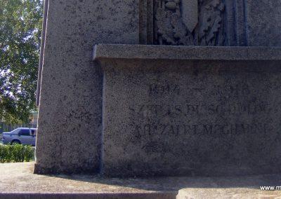 Kápolnásnyék világháborús emlékmű 2012.06.30. küldő-Méri (9)