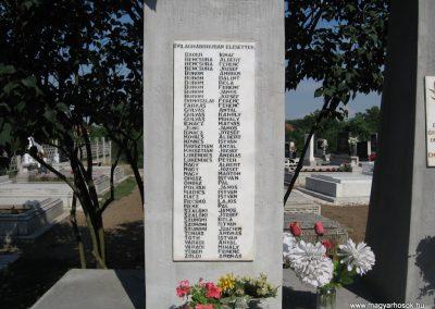 Kápolna világháborús emlékmű 2007.06.12. küldő-kalyhas (1)