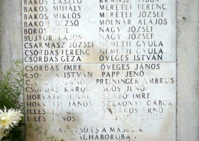 Káptalanfa világháborús emlékmű 2013.10.30. küldő-Sümec (6)