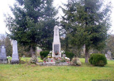 Kávás II. világháborús emlékmű 2013.12.29. küldő-HunMi