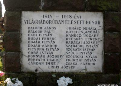 Kázsmárk világháborús emlékmű 2014.02.16. küldő-kalyhas (4)