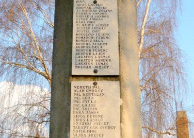 Kékcse világháborús emlékmű 2010.04.03. küldő-Ágca (3)