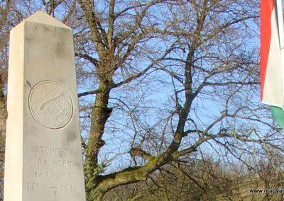 Kétbodony világháborús emlékhely 2008.02.12. küldő-Pfaff László, Rétság (2)