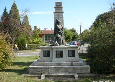 Kéthely I. világháborús emlékmű 2012.10.08. küldő-Sümec (1)