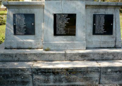 Kéthely I. világháborús emlékmű 2012.10.08. küldő-Sümec (12)