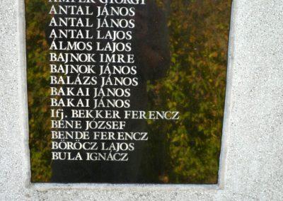 Kéthely I. világháborús emlékmű 2012.10.08. küldő-Sümec (2)