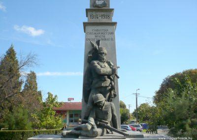 Kéthely I. világháborús emlékmű 2012.10.08. küldő-Sümec (4)