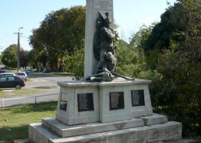 Kéthely I. világháborús emlékmű 2012.10.08. küldő-Sümec