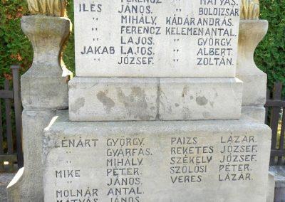 Kézdialmás világháborús emlékmű 2019.06.11. küldő-Fehér Mónika (3)