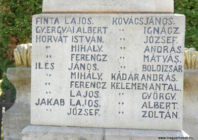 Kézdialmás világháborús emlékmű 2019.06.11. küldő-Fehér Mónika (4)