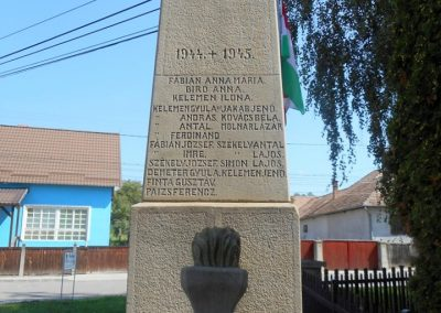 Kézdialmás világháborús emlékmű 2019.06.11. küldő-Fehér Mónika (6)