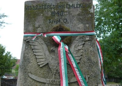 Kézdiszentlélek hősi emlékmű 2009.08.20. küldő-Ágca (14)