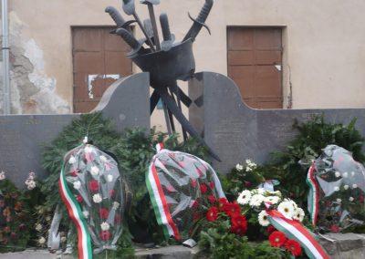 Kézdivásárhely Hősi emlékmű 2008.10.25.küldő -Ágca