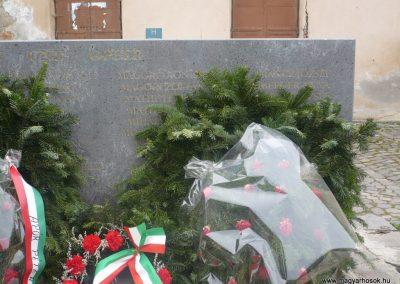Kézdivásárhely Hősi emlékmű 2008.10.25.küldő -Ágca (5)