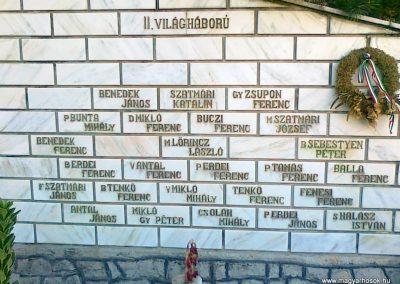 Köröstárkány hősi emlékmű 2011.08.11.küldő-Csiszár Lehel (4)