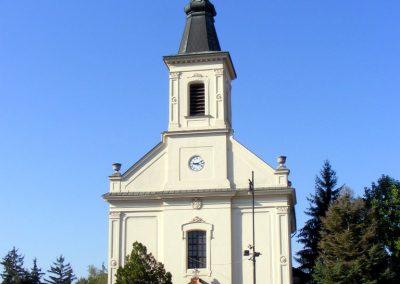 Környei katolikus templom.