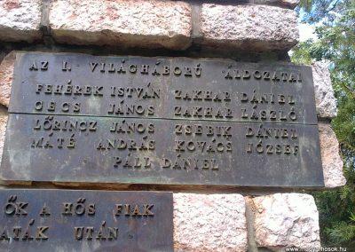 Körtvélyes világháborús emlékmű 2012.07.12. küldő-Pataki Tamás (3)
