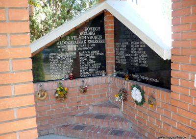 Kövegy II. világháborús emlékmű 2012.07.14. küldő-Sümec (2)