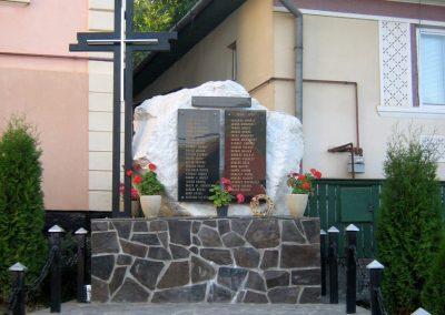 Küküllőkeményfalva világháborús emlékmű 2011.09.20. küldő-Mónika39