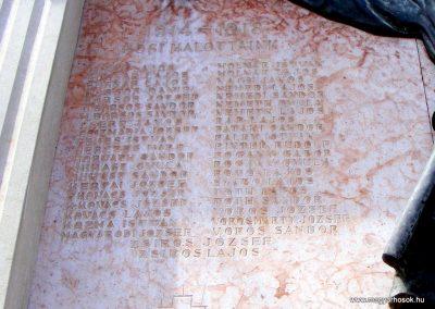 Küngös I.világháborús emléktábla 2012.05.25. küldő-Méri (4)