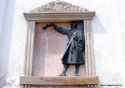 Küngös I.világháborús emléktábla 2012.05.25. küldő-Méri