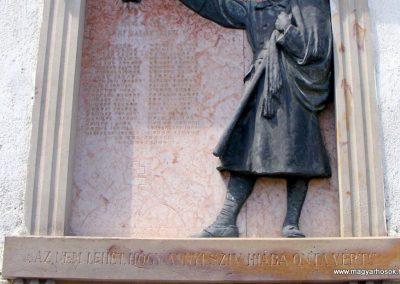 Küngös I.világháborús emléktábla 2012.05.25. küldő-Méri (5)