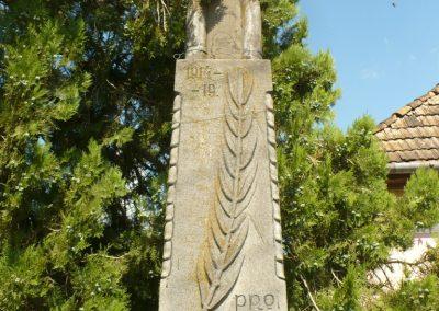 Küsmőd I. világháborús emlékmű 2014.07.20. küldő-Gombóc Arthur (1)