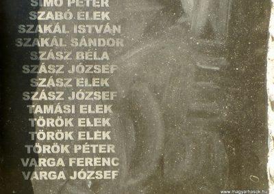 Kőrispatak világháborús emlékmű 2014.07.20. küldő-Gombóc Arthur (4)