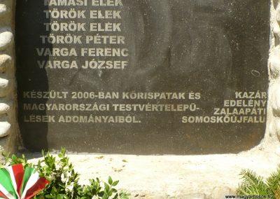 Kőrispatak világháborús emlékmű 2014.07.20. küldő-Gombóc Arthur (5)