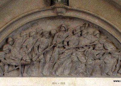 Kőszeg világháborús emlékfal 2007.12.08.küldő-HunMi (1)