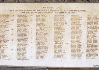 Kőszeg világháborús emlékfal 2007.12.08.küldő-HunMi (2)