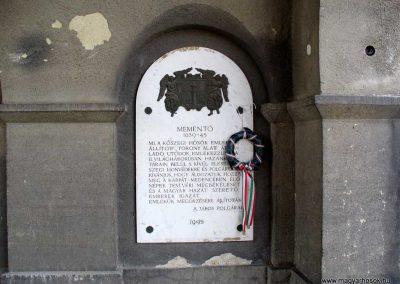 Kőszeg világháborús emlékfal 2007.12.08.küldő-HunMi (3)